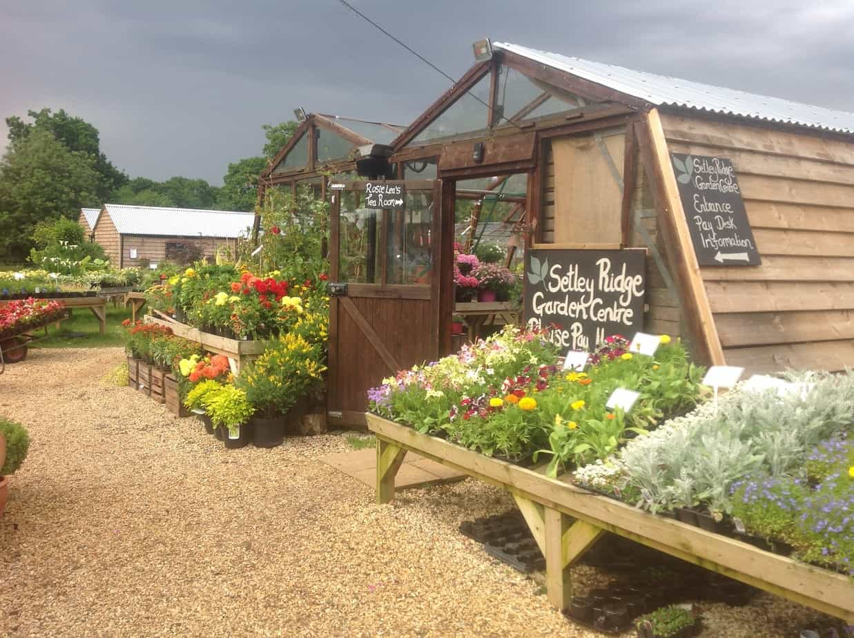Setley Ridge Garden Centre | Brokenhurst | New Forest